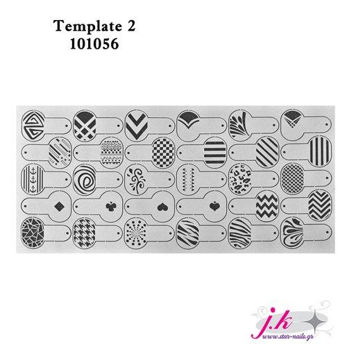 STRIPE BLACK 2