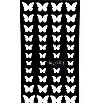 NLK Stencil Stickers