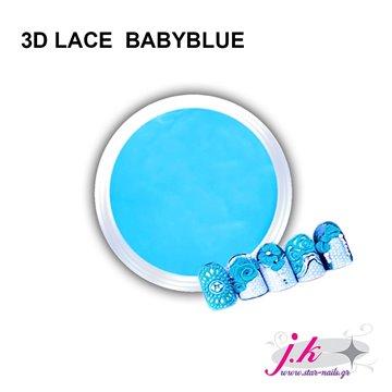3D Lace Gel - Πλαστελίνη για Nail Art- 3D Carving Gel