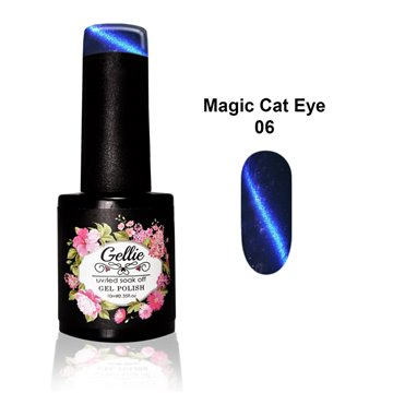 Ημιμόνιμα Βερνίκια Gellie -  Magic Cat Eye