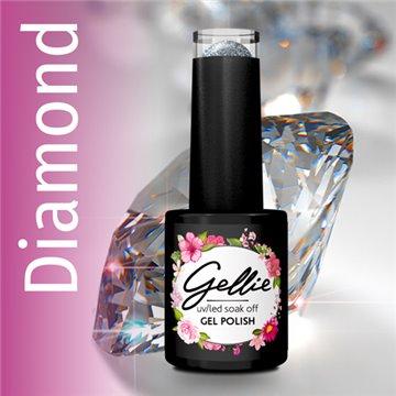 Ημιμόνιμα Βερνίκια Gellie -  Diamond