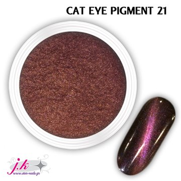 CAT EYE PIGMENTS