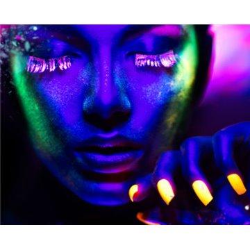 Σκόνες νυχιών Neon Glow In The Dark