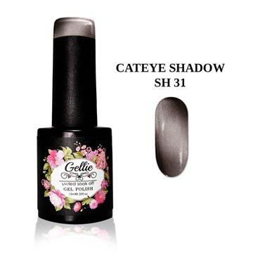 Ημιμόνιμα Βερνίκια Gellie -  Shadow Cat Eye