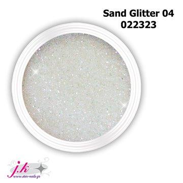 Glitter νυχιών -sand nails