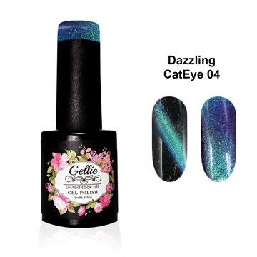 Ημιμόνιμα Βερνίκια Gellie -  Dazzling Cat Eye