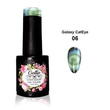 Gellie Galaxy Cat Eye