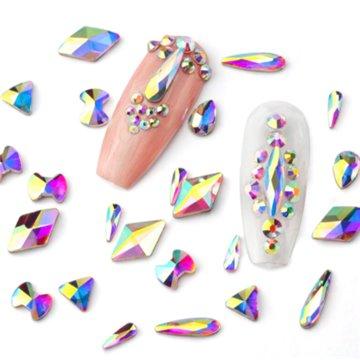 Διακοσμητικά Στρας - Κρύσταλλα για Νύχια Nail Art