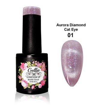 Gellie Aurora Diamond Cat Eye