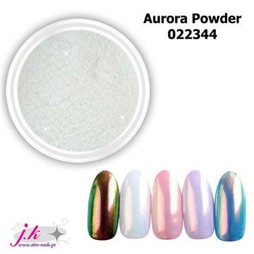 Σκόνες Πέρλας για τα νύχια Aurora