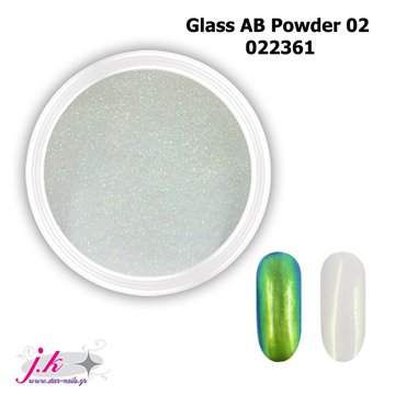 GLASS NAIL POWDER