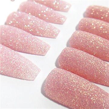 Starlight glitter εντυπωσιακό και λαμπερό λεπτόκοκκο glitter.